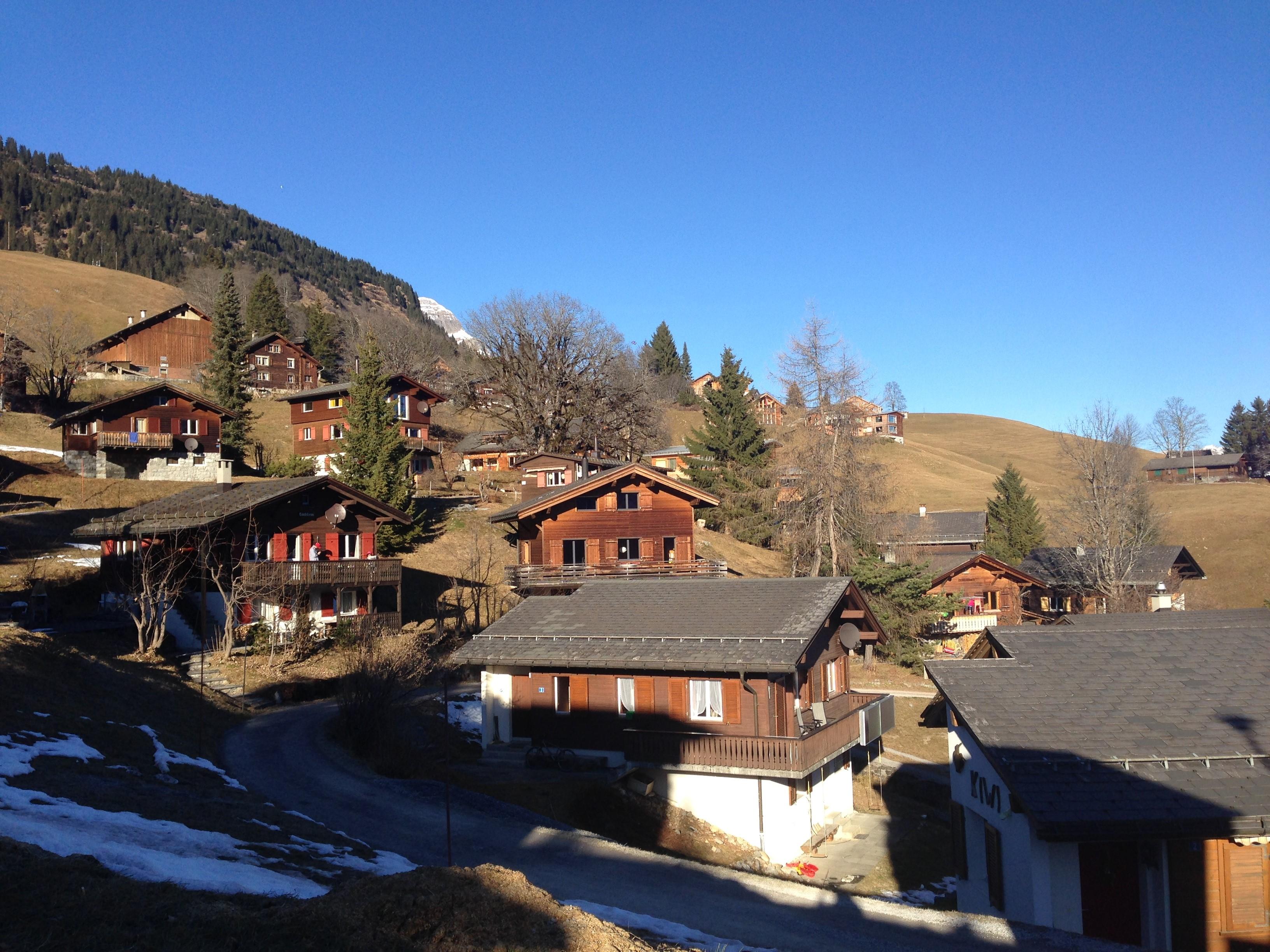 Dorf Schweiz karte