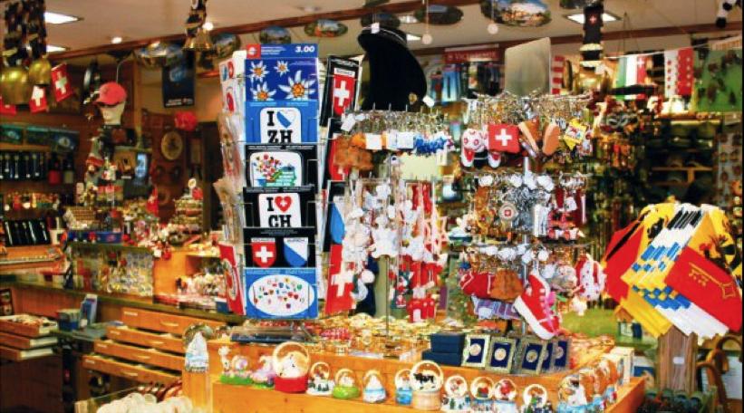 souvenirshop